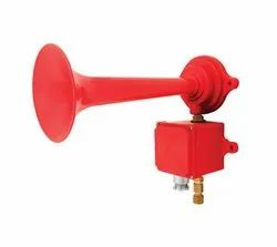 Qlightec Air Horn With Solenoid Valve Box, For Industrial & Ship, Voltage: 24v, 220vac & 110vac