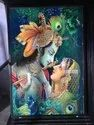 Krishna Radha Wall Picture Tiles