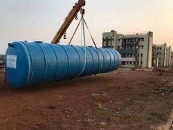 20 kld Industrial Sewage Treatment Plant
