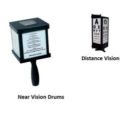 Distance / Near Vision Drums