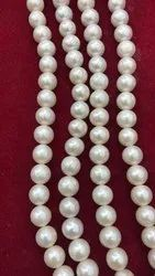 SSGJ Freshwater Pearl Strings Pearl Beads for Necklace And Earring