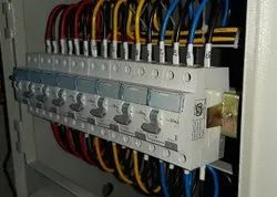 Electric Control Panel, Operating Voltage: Upto 690v