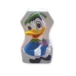 Donald Duck FRP Dustbin