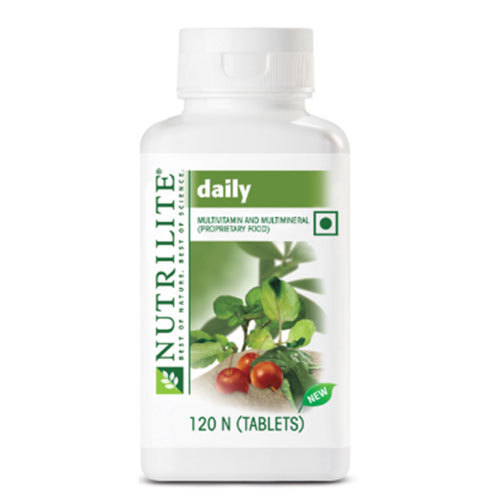 benefits of nutrilite daily tablet