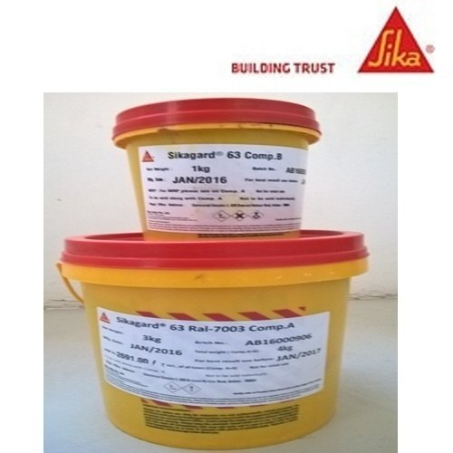 Sika Guard 63, Packaging Size: 10kg, Packaging Type: Bucket