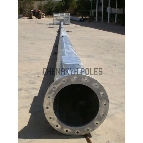 Electrical High Mast Lighting Pole