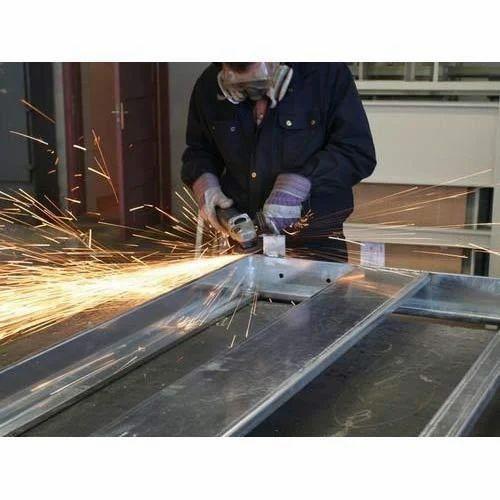 Steel Fabrication Services: Steel Sheet Metal Fabrication Services, Asscociated
