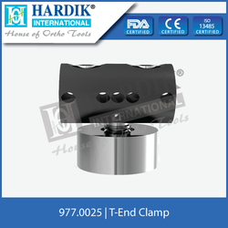 T-End Clamp