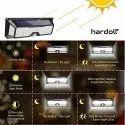 136 LED  Solar Sensor Light