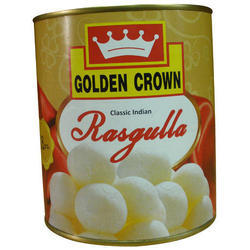 1kg Golden Crown  Rasgulla