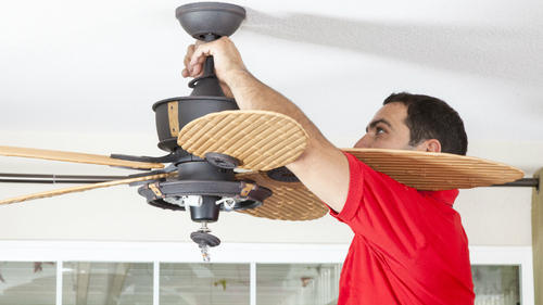 Ceiling Fan Repair Services Near Me In Rani Sati Marg
