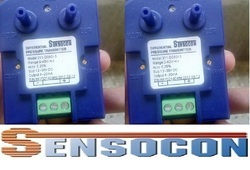 Sensocon USA 211-D010K-3 Differential Pressure Transmitter