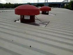 Power Driven Roof Extractors