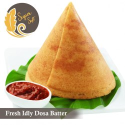 Dosa Batter, Packaging Type: Packet