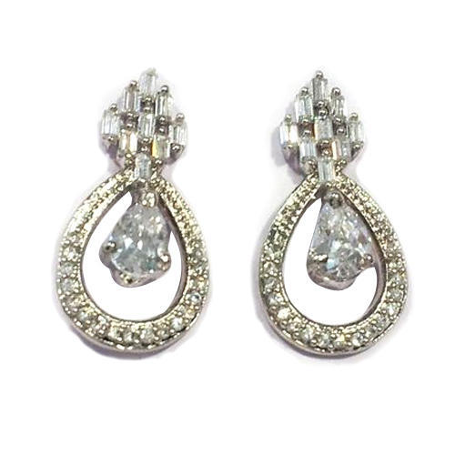Imitation Diamond Earrings