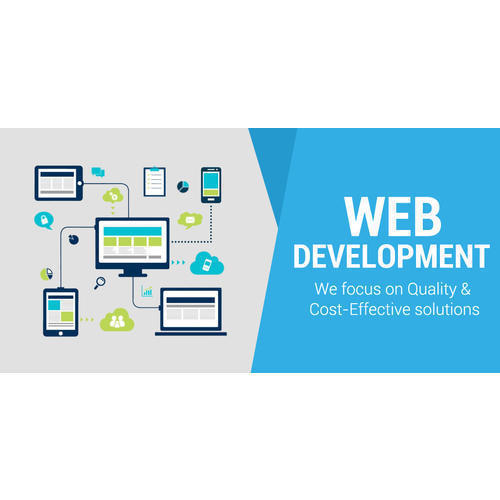 Website Design and Development Services, With Online Support