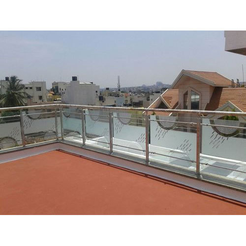 Stainless Steel Outdoor Railing