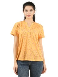 Women Patterned Casual Shirt