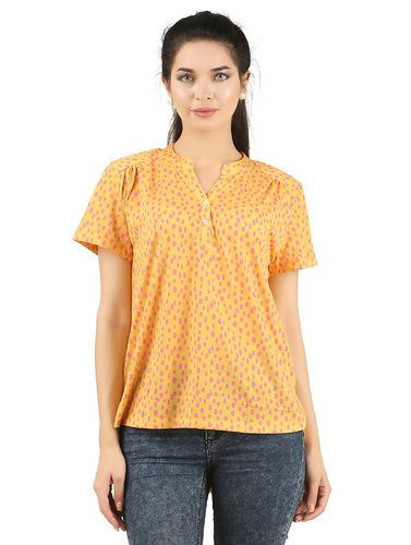 Laya Women Patterned Casual Shirt
