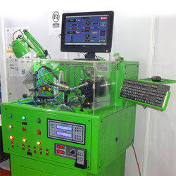 Multipurpose Common Rail & EDC Pump Test Bench - Indian