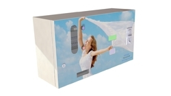 Sanitary Pad Vending Machine - Seno 100 D