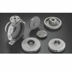 Investment Casting Chemical Pump Parts