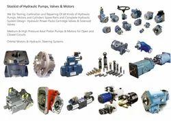 Bosch Rexroth Hydraulic Directional Control Valve