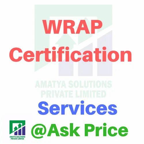certification wrap