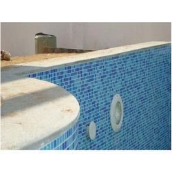 Random Mix Swimming Pool Glass Mosaic Tiles