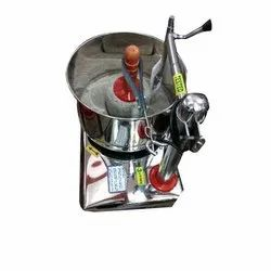 Stainless Steel Wet Grinder, Capacity: 3 Litres, for Commercial