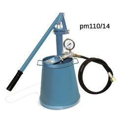 Hand Operated Pressure Pump