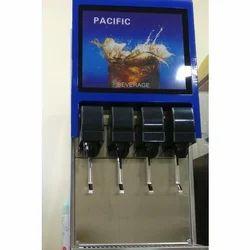 Pre Mix Soda Vending Machine