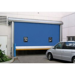 Mild Steel Full and Half Height High Speed Rolling Shutter