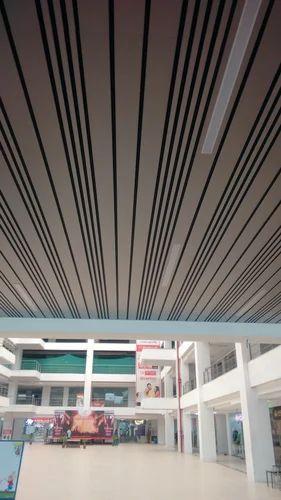 Aluminium False Ceiling - View Specifications & Details of Aluminium