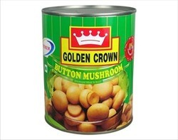 Golden Crown Button Mushroom , Pack Size:3kg