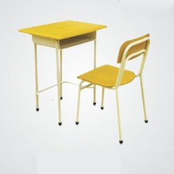 Single Seater School Furniture