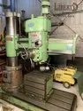 MAS Radial Drilling Machine