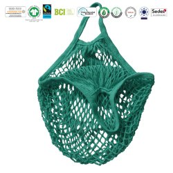 Reusable Multi Colour String Bag