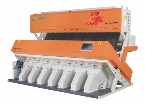 White Double Beans Sorting Machine, Capacity: 0.8 to 8 TPH