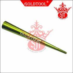 Gold Tool Bracelet Iron Mandrel