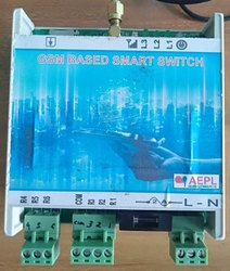 50 Hz Wireless or Wi-Fi 6 Channel GSM Controller, For Industrial