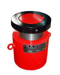Hydraulic Jack Single Acting Screw Ram With Locknut