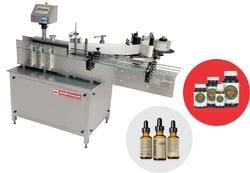 Single Side Sticker Labeling Machine