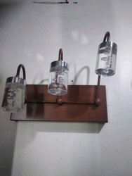 Shobha Warm White Wall Mounted Designer Light, For Indoor