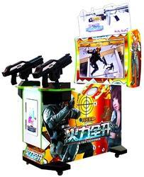 3 in 1 Gun Shooting 32 LCD Arcade Game