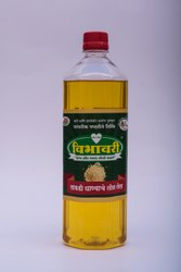 Vibhavari 1 Litre Cold Pressed Sesame Oil, Packaging Type: Plastic