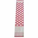 Katan Silk Border Fabric
