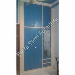 3 Door Mild Steel Cupboard