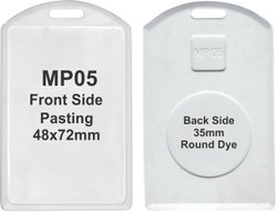 MP05 Plastic ID Cards Holder