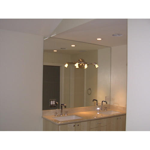 Saint Gobain Bathroom Mirror Rs 75 Square Feet Saify Glass